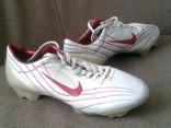 Nike - футбольные копы разм.39