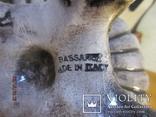 """Фарфоровый большой кувшин """"Bassano"""" """"Букет роз""""  Италия, фото №10"""