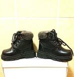 Ботинки Garant зимние нат.кожа  размер 23 стелька15 см.