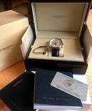 Часы Longines в комплекте с коробкой и документами photo 3