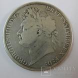 1 Крона 1821 Великобритания
