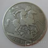 1 Крона 1821 Великобритания, фото №6