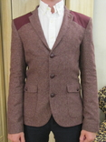 Модный мужской пиджак Topman оригинал в отличном состоянии