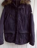 Зимняя парка куртка Abercrombie & Fitch XL