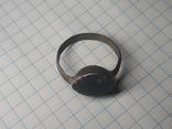 Серебряный перстень, фото №7