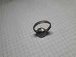 Серебряный перстень, фото №8