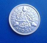 Великобритания 3 пенса, 1931