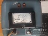 Стабилизатор напряжения С-0,16 (сеть 220/127В, Uстаб 220 В), фото №3