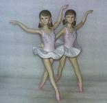 Фарфор Англия. Балерина. Балерины. Дети.
