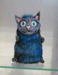 Интерьерная игрушка ручной работы , Чеширский Кот