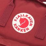 Рюкзак Fjallraven Kanken Classic Ox Red (Бордовый) photo 6
