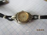 Винтажный часы Rosal 15 jewels Швейцария, фото №6