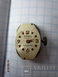 Винтажный часы Rosal 15 jewels Швейцария, фото №8