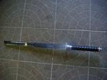 Японский меч, Катана