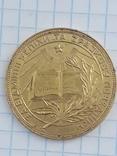 Школьная медаль (из золота)