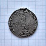 Талер Зільбердукат. Утрехт. 1698 рік.