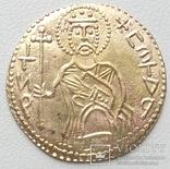 Серебряник Святополка (Петор) латунь копия, фото №2