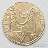 Серебряник Святополка (Петор) латунь копия, фото №3