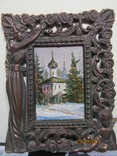 Миниатюра церковь. photo 1