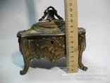 Старинная шкатулка ( Модерн , Европа ), фото №3