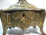 Старинная шкатулка ( Модерн , Европа ), фото №6