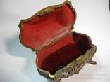 Старинная шкатулка ( Модерн , Европа ), фото №12