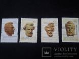 Серия марок Австралии, фото №2