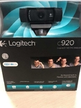 Logitech c920  Carl Zeiss