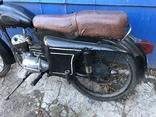 Ретро мотоцикл М-104 (1966 г.) На ходу. photo 3