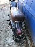 Ретро мотоцикл М-104 (1966 г.) На ходу. photo 4