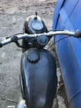 Ретро мотоцикл М-104 (1966 г.) На ходу. photo 5