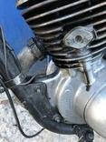Ретро мотоцикл М-104 (1966 г.) На ходу. photo 6