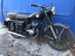 Ретро мотоцикл М-104 (1966 г.) На ходу. photo 11