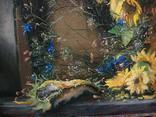 """""""Соняшники"""" 40х50 см;полотно,олія,Півень С.В. photo 3"""