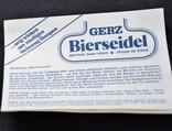 Пивная кружка. Simon Peter Gerz. Германия.Сертификат photo 7