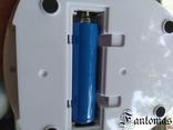 Настольная лампа «Трансформер» сенсорная, на 18650 аккумуляторе или USB. photo 6