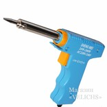 Паяльник пистолет ускоренного нагрева 20 - 200 W photo 4