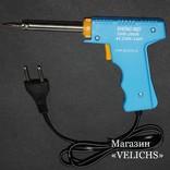 Паяльник пистолет ускоренного нагрева 20 - 200 W photo 7