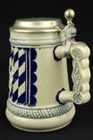 Коллекционная пивная кружка. Bayern. Ручная работа. Германия. (0751) photo 2