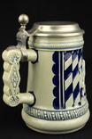 Коллекционная пивная кружка. Bayern. Ручная работа. Германия. (0751) photo 3