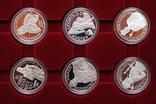 Полный Набор 100 Шиллингов 1991-2001 + Две 200 Шиллинговые Биметаллические Монеты, Австрия фото 8