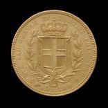 100 Лир 1835, Сардиния / Италия