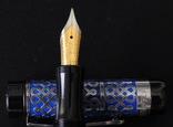 The Vatican Museums Collection Pen Колекционная Ручка в Серебре с Эмалью,  Ватикан фото 6