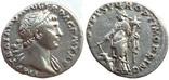 Денарий имп. Траян 107 г н.э. (24_32)