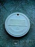 Настольная медаль ВНИИХИМПРОЕКТ. МХП, фото №5