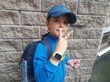 Детские умные часы Smart Baby Watch Q60s Трекер оранжевые photo 3