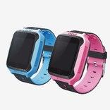 Детские умные часы Smart Baby Watch Q65/G900A/Q528/Q529/Q150/iQ600/T7 синие photo 3