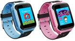 Детские умные часы Smart Baby Watch Q65/G900A/Q528/Q529/Q150/iQ600/T7 синие photo 4