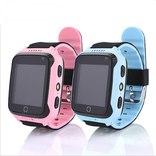 Детские умные часы Smart Baby Watch Q65/G900A/Q528/Q529/Q150/iQ600/T7 синие photo 5