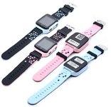 Детские умные часы Smart Baby Watch Q65/G900A/Q528/Q529/Q150/iQ600/T7 синие photo 7